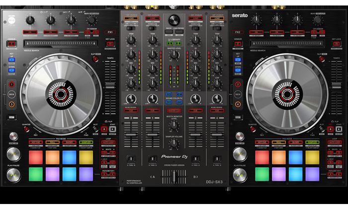 Controller-DDJ-SX3