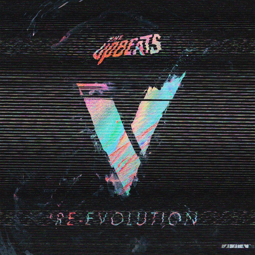 The Upbeats – Re-Evolution • Drehorgel 0009