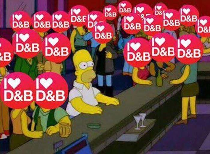 i-love-dnb-homer-meme-simpsons