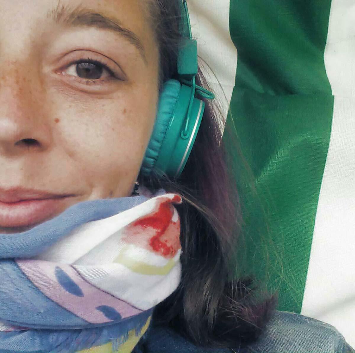 Neue Fetenreporterin für Berlin: Jule (Lola Rennt)