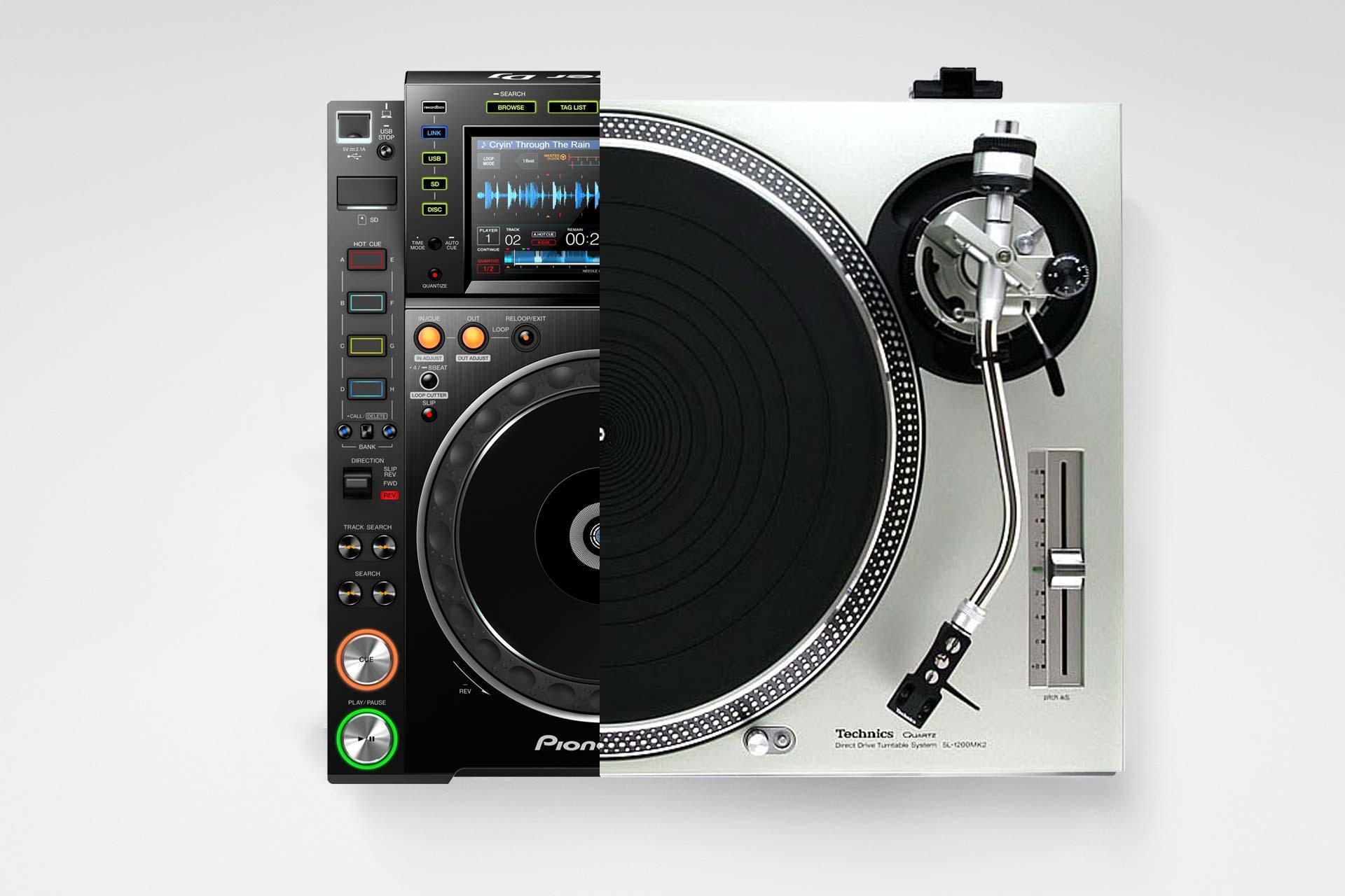 Der wohl niemals endende Streit zwischen Vinyl- und Digital-DJing