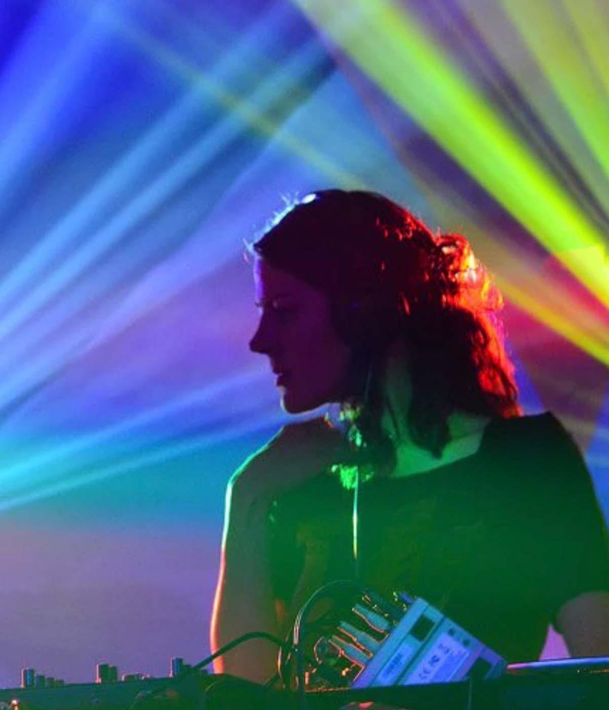 DJ-Bumblebee-Licht