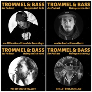 Trommel-Bass-Podcast