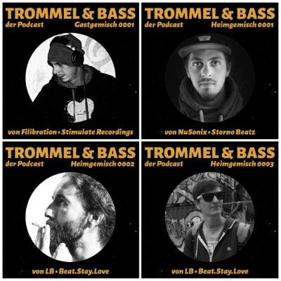 Trommel-Bass-Podcast