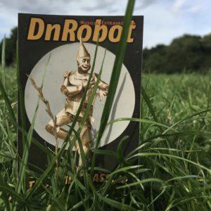 DnRobot-Aufkleber