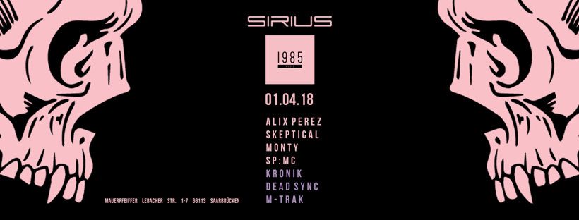Sirius-1985-Tiefklang-Saarbruecken