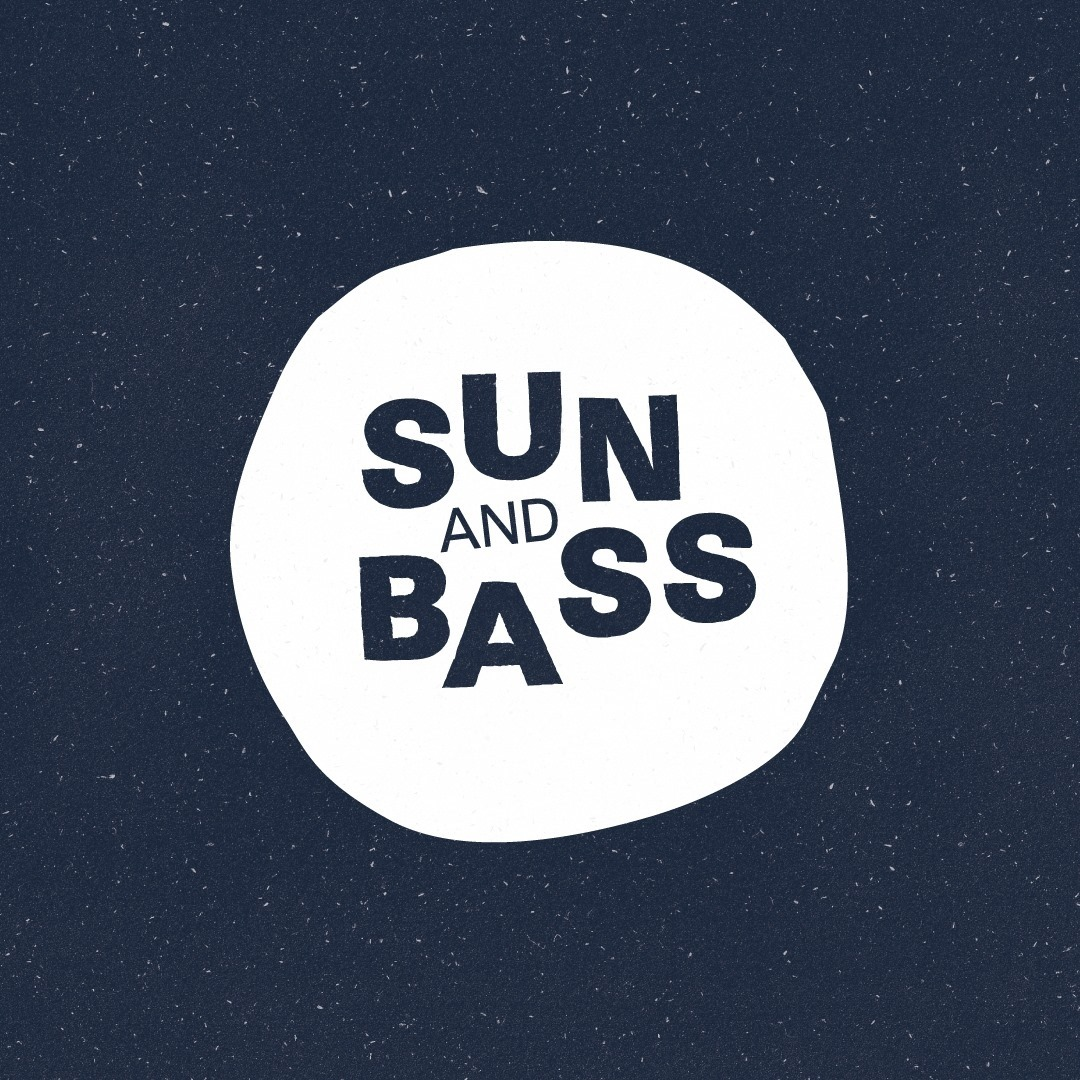 Sun and Bass • Logo