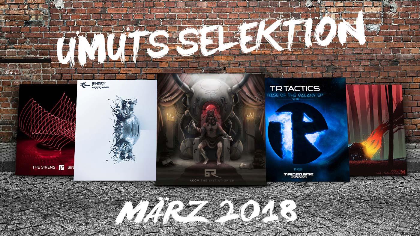 Umuts März-Selektion [MAE018] • Drehorgel 0018
