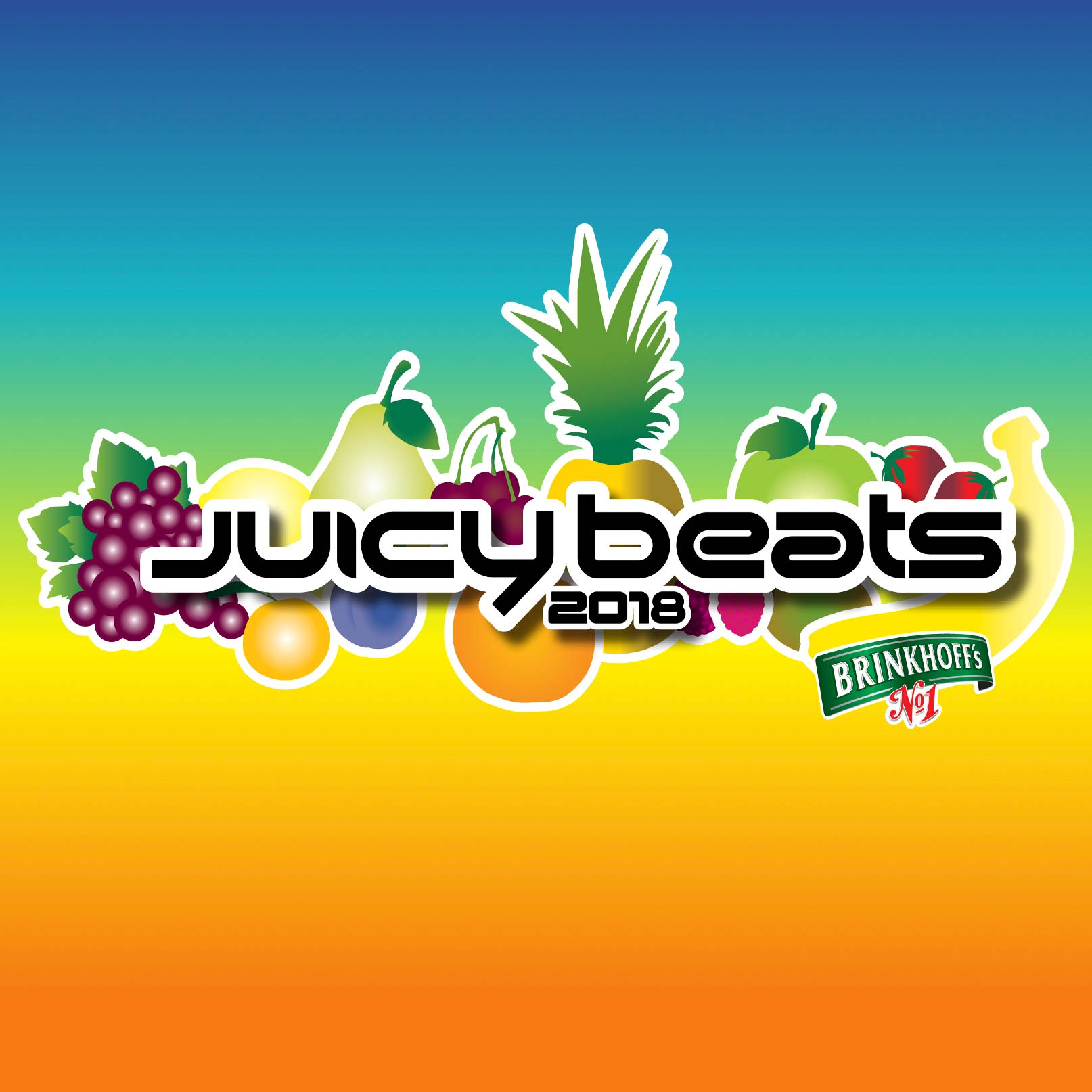 Juicy Beats • Logo