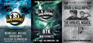 Plakate-Massive-2yearsmassive_btk_upbeats