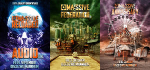 Plakate-Massive-audio_federation_3yearsmassive