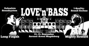 LOVE'n'BASS -I-Quality-Sound-Rockaz
