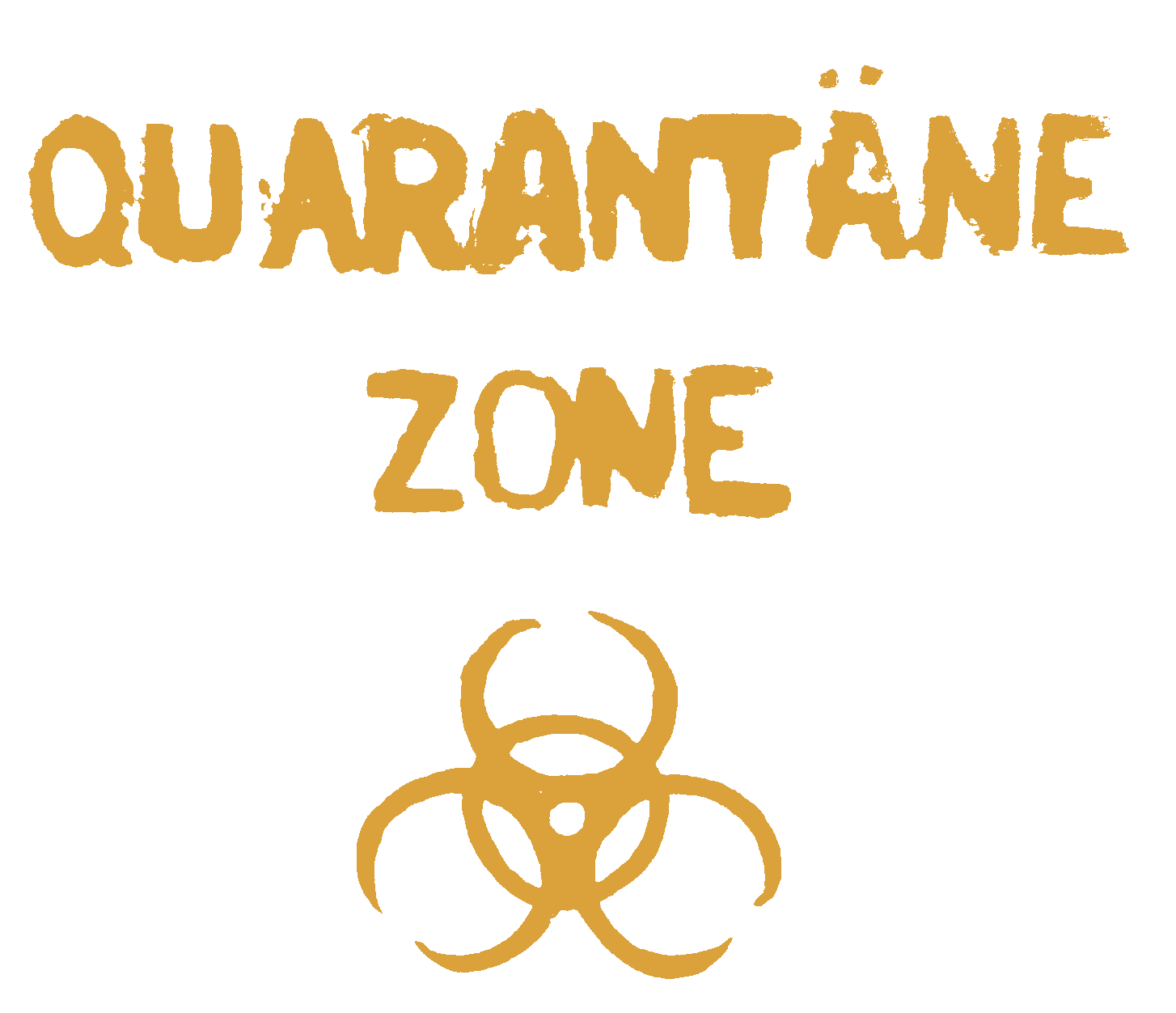 Quarantaene-Zone