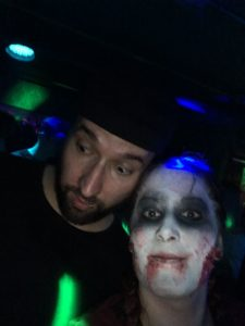 Zombie-Selfie