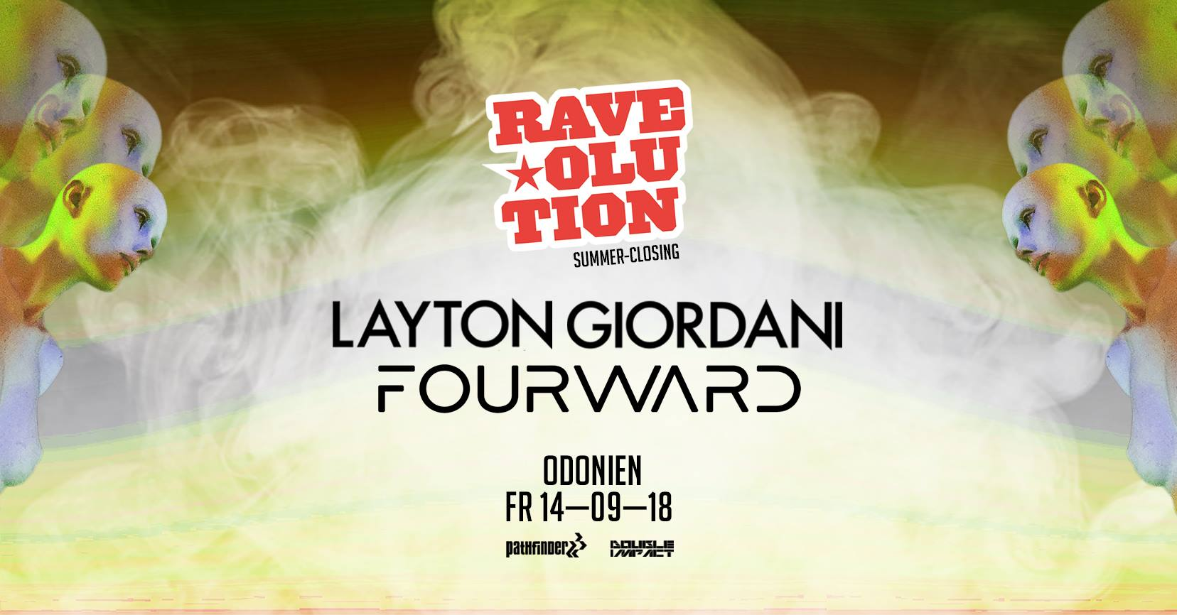 Raveolution Summer Closing ft. Fourward & Layton Giordani