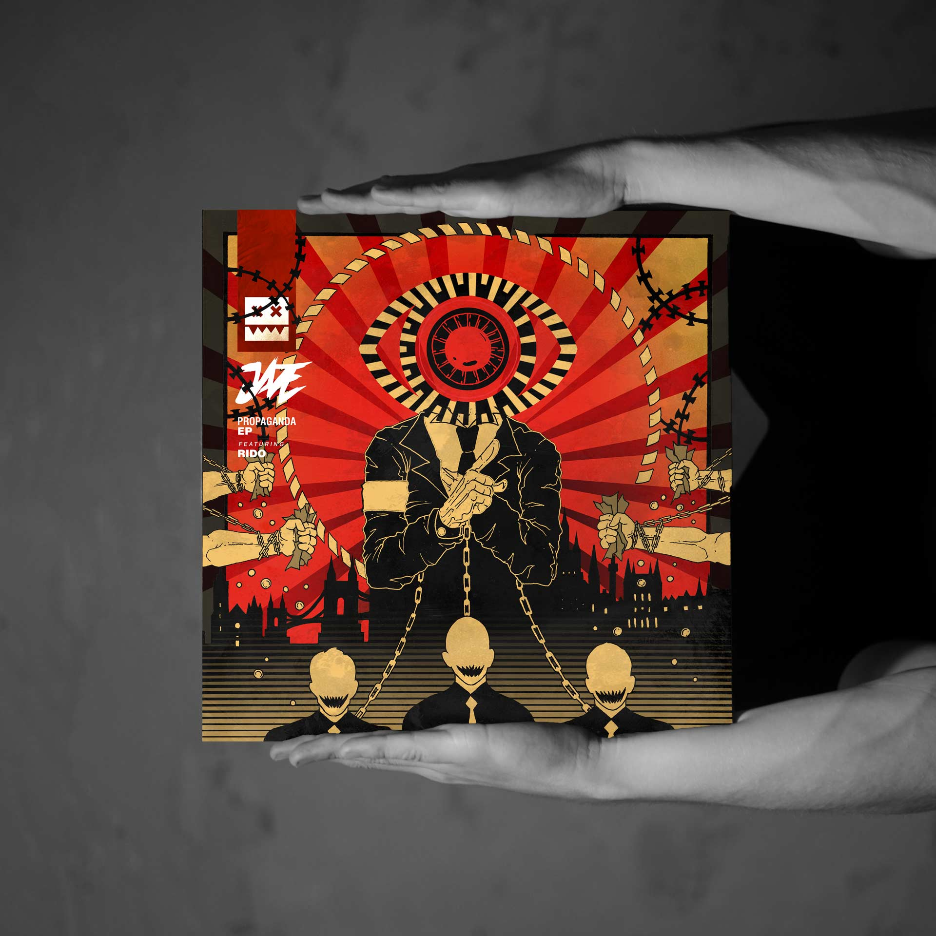 Umuts Selektion der Woche 007 • Jade – Propaganda EP [EATBRAIN066]