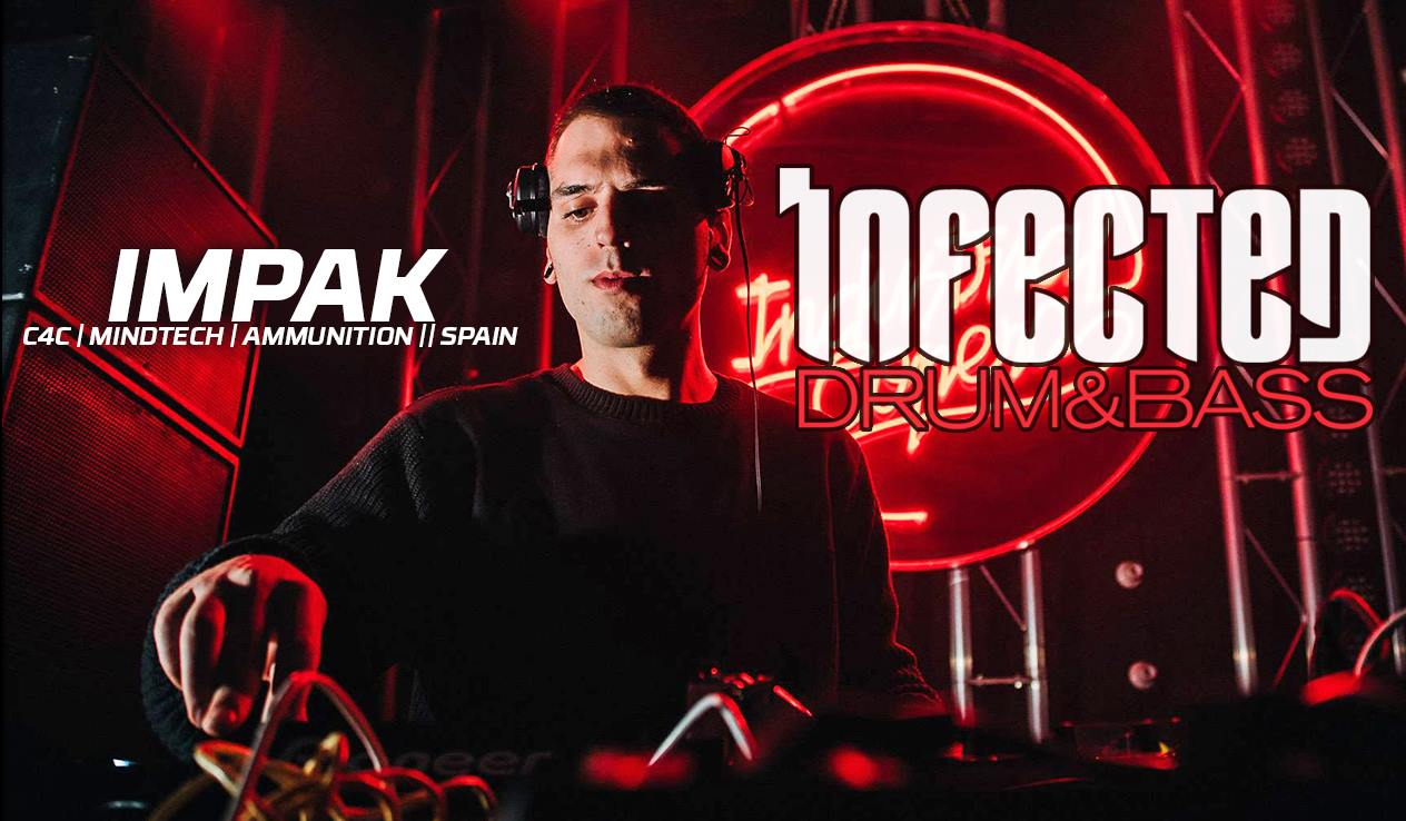 Infected Drum & Bass w/ Impak (+Techno Floor) at VOID Berlin