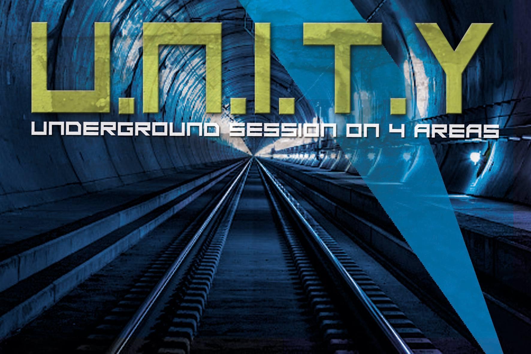 UNITY – Drum & Bass / Techno / Dubstep / Hip Hop