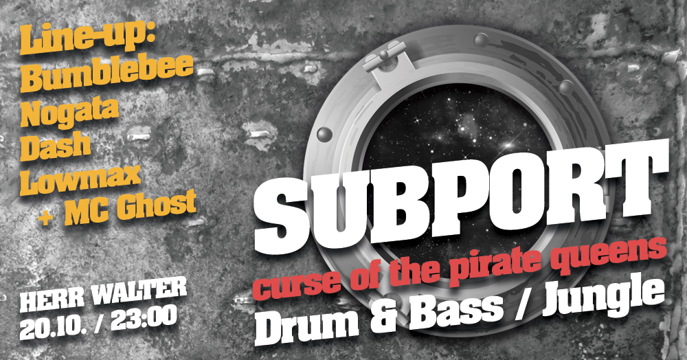 Subport • curse of the pirate queens