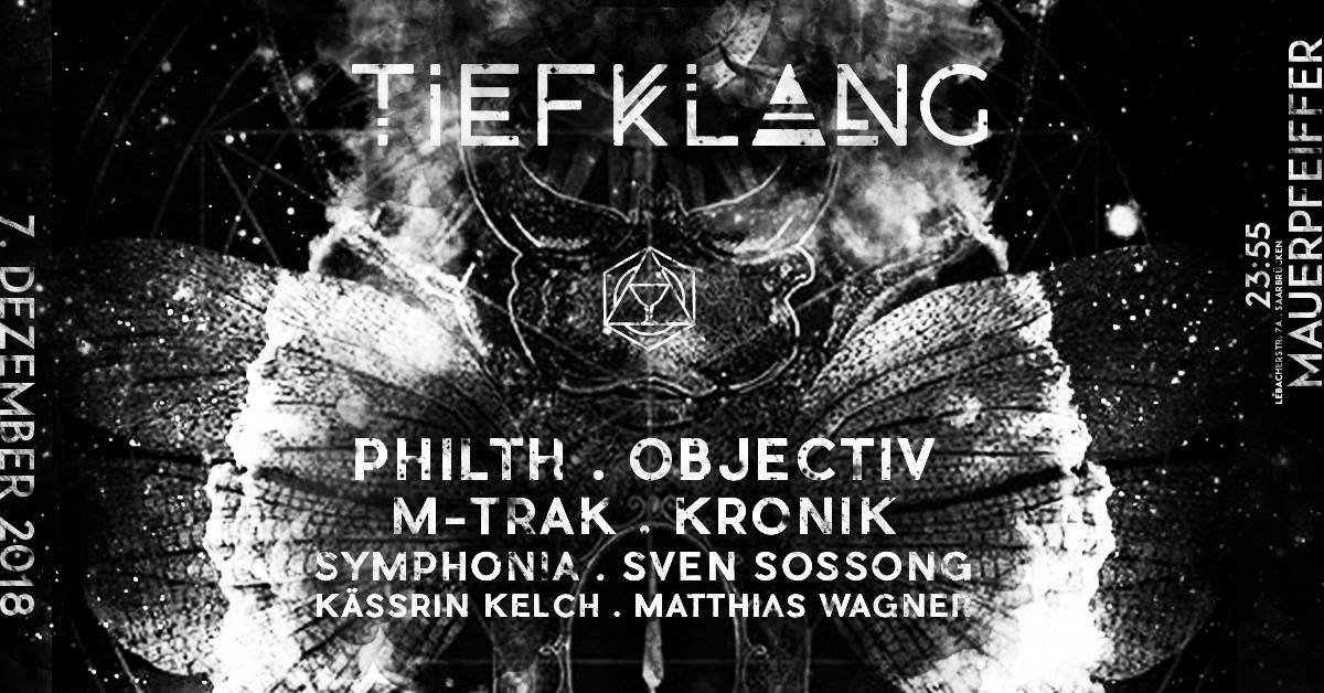 Tiefklang mit Philth & Objectiv (Dispatch, Lifestyle | UK)