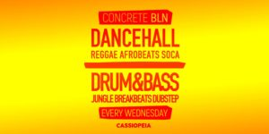 Concrete Berlin Dancehall Drum and Bass