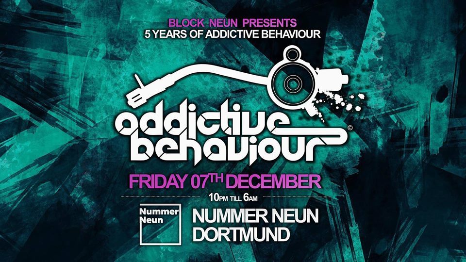 Block Neun Presents 5 Years Of Addictive Behaviour