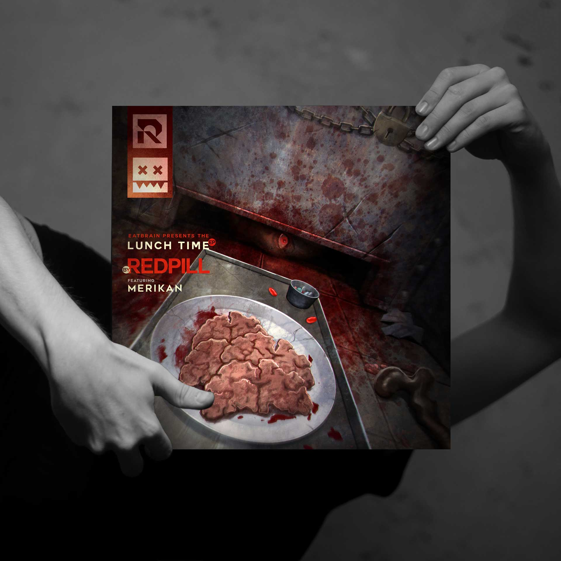 Umuts Selektion der Woche 014 • Redpill – Lunch Time EP [EATBRAIN070]
