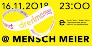 Mensch Meier Berlin Drum and Bass Drehmoment