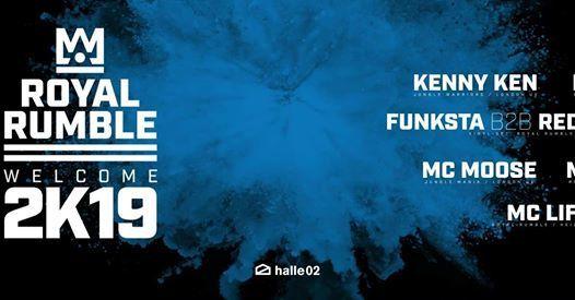 Royal Rumble • Welcome 2k19 feat. Kenny Ken MC Moose uvm