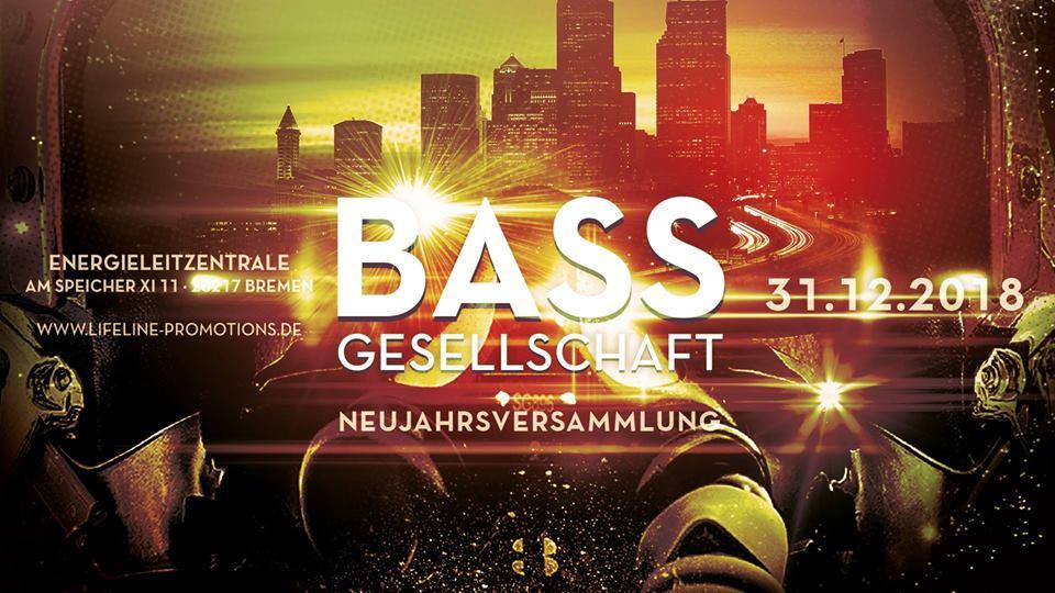 Bassgesellschaft – Neujahrsversammlung