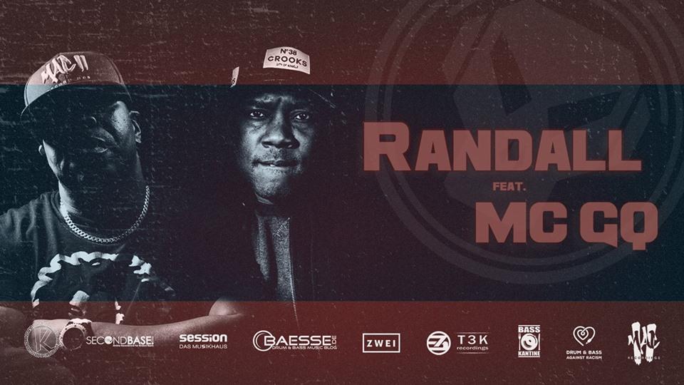 Basskantine präsentiert DJ Randall & MC GQ