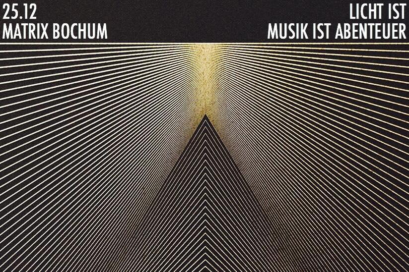 Licht ist Musik ist Abenteuer
