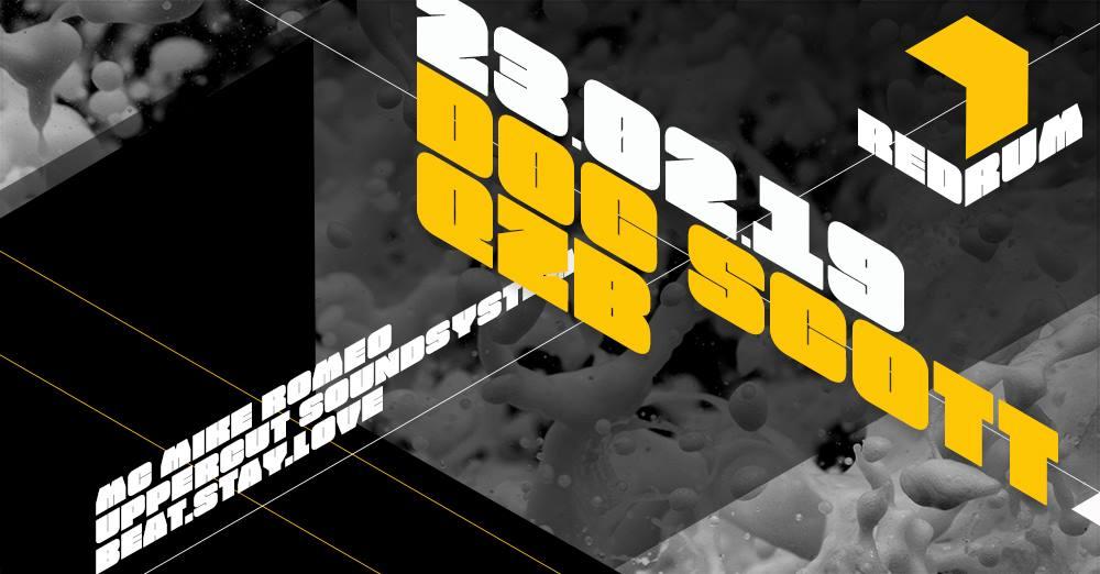 Redrum feat. Doc Scott & QZB