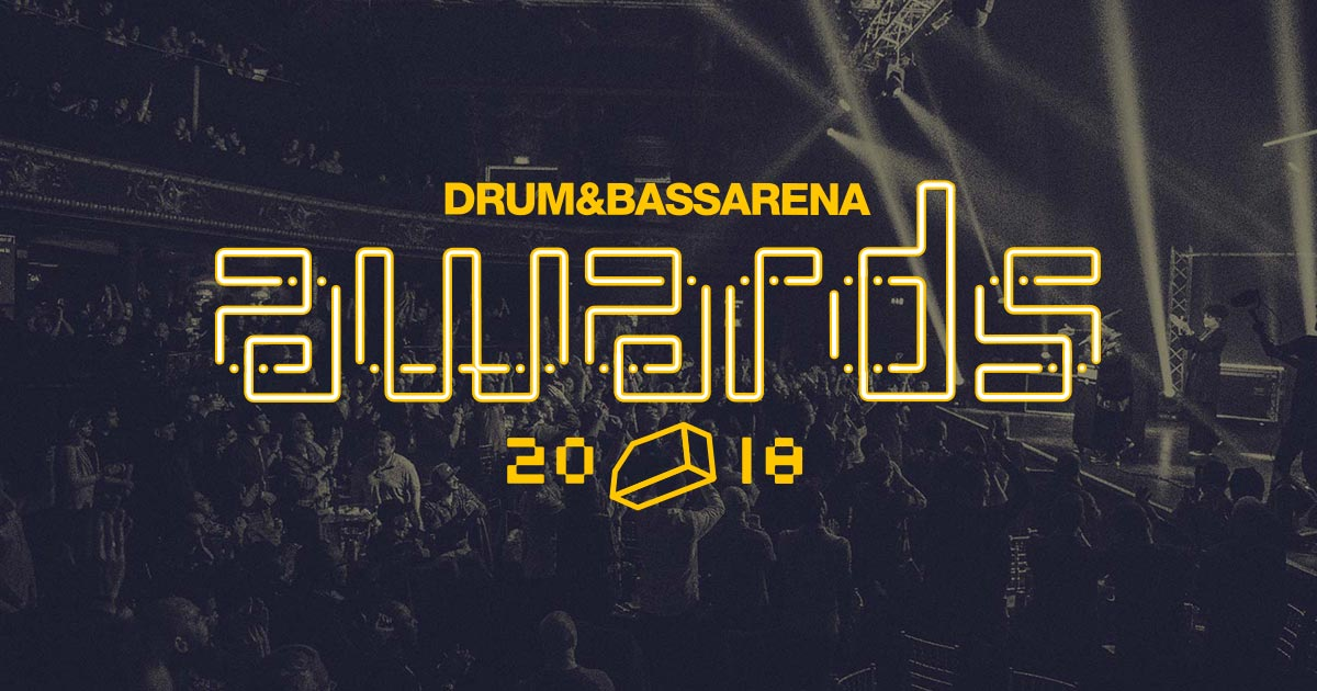 Drum&BassArena Awards 2018