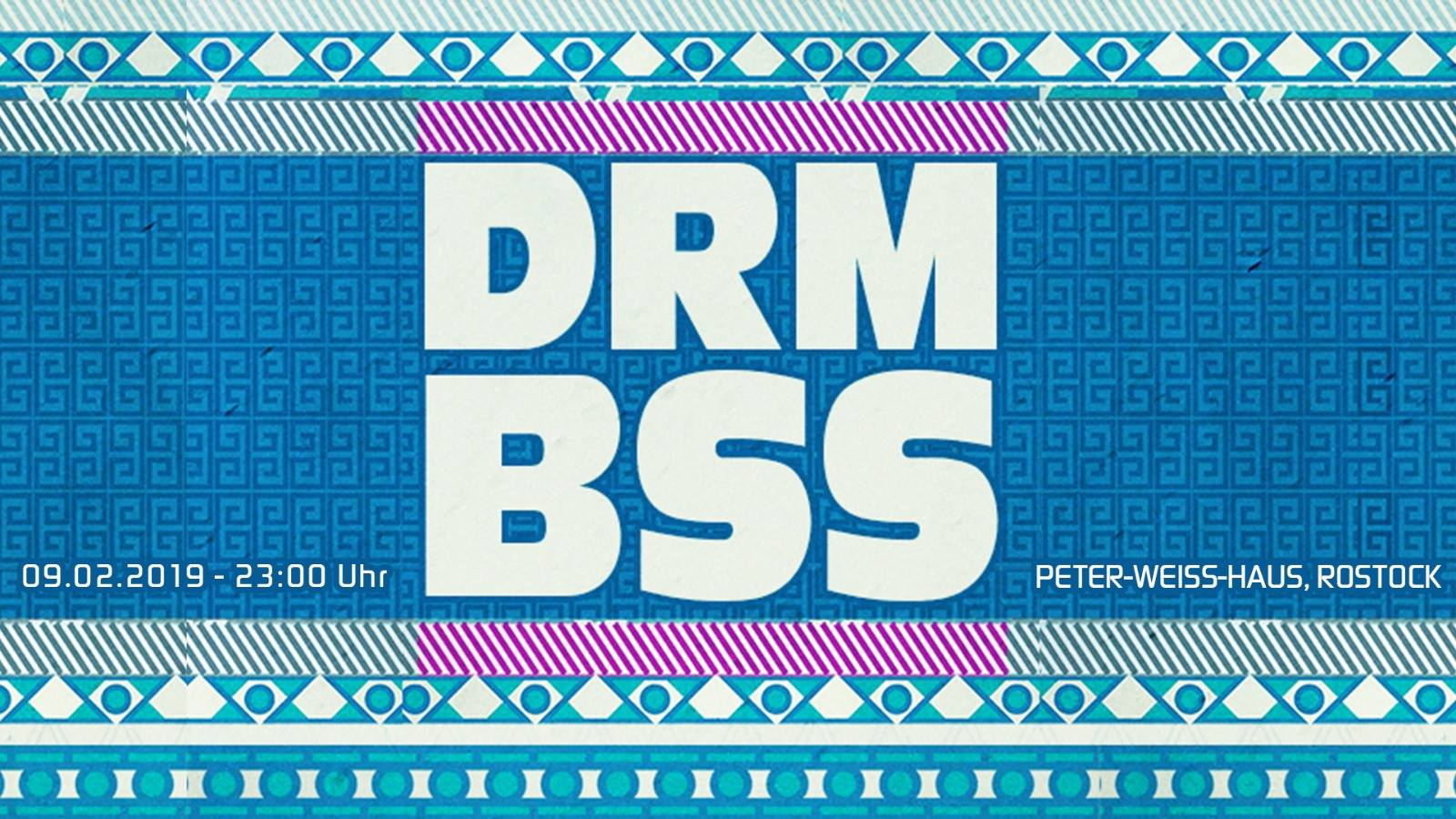 DRM BSS #14 pres. Section 63 (The Sect)