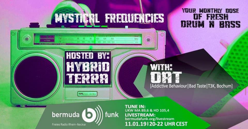 Mystical Frequencies Radioshow