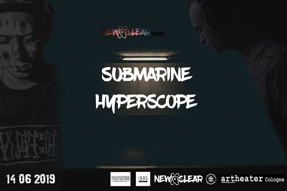 New Clear pres. Submarine / Hyperscope / Manufacton / Gundam