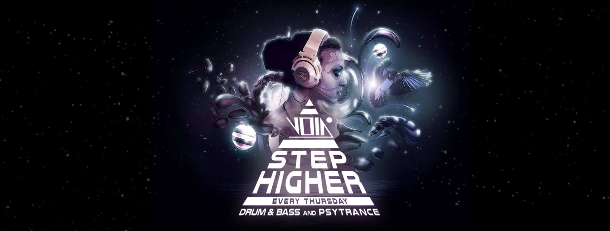 Step higher – Drum & Bass / Psytrance