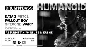 humanoid panke berlin drum and bass