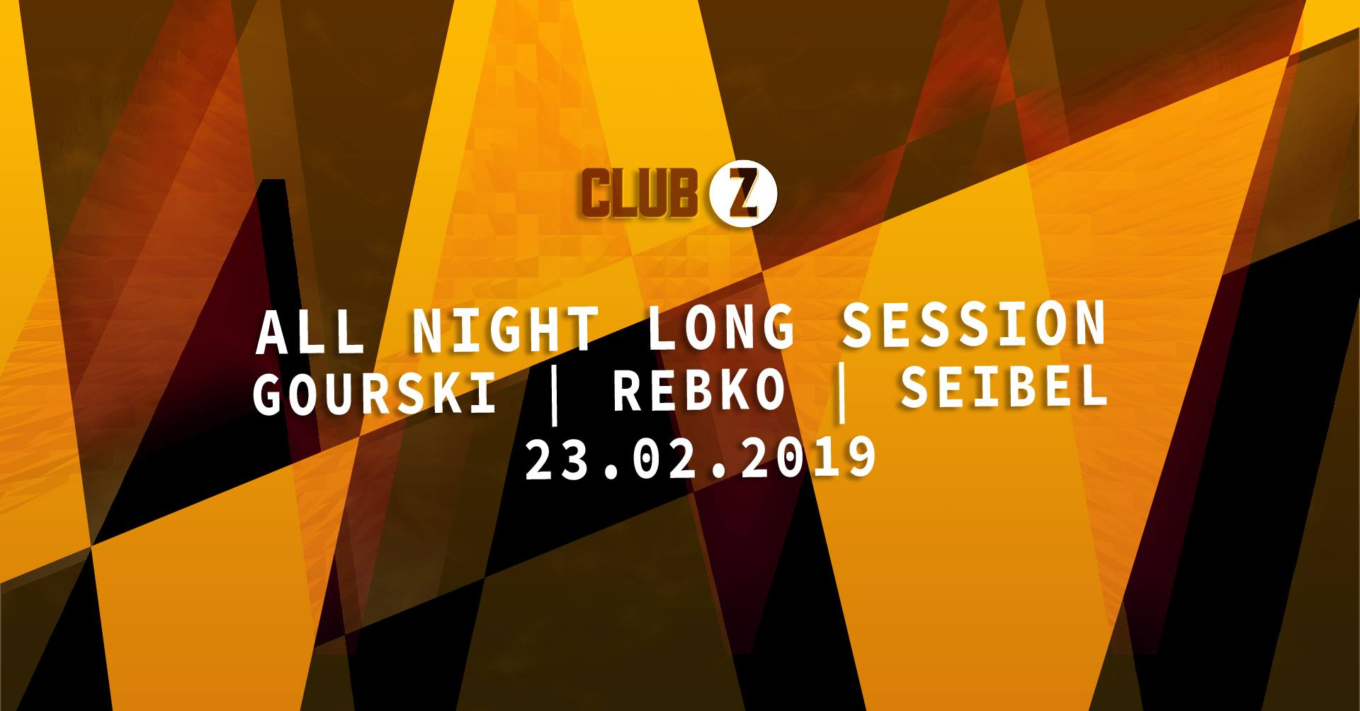 Gourski, Rebko, Seibel – All Night Long Session