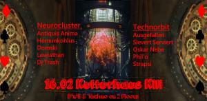 techno drum and bass kulturhaus kili berlin jungle liquid dnb