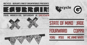 recycle gretchen state of mind drum and bass dnb berlin