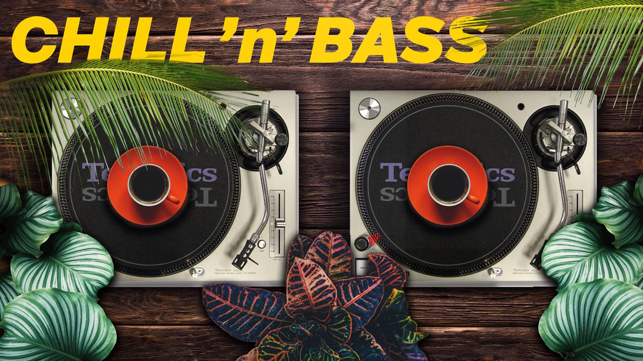 Chill 'n' Bass 01 mit X-Plorer und Soundsoldier