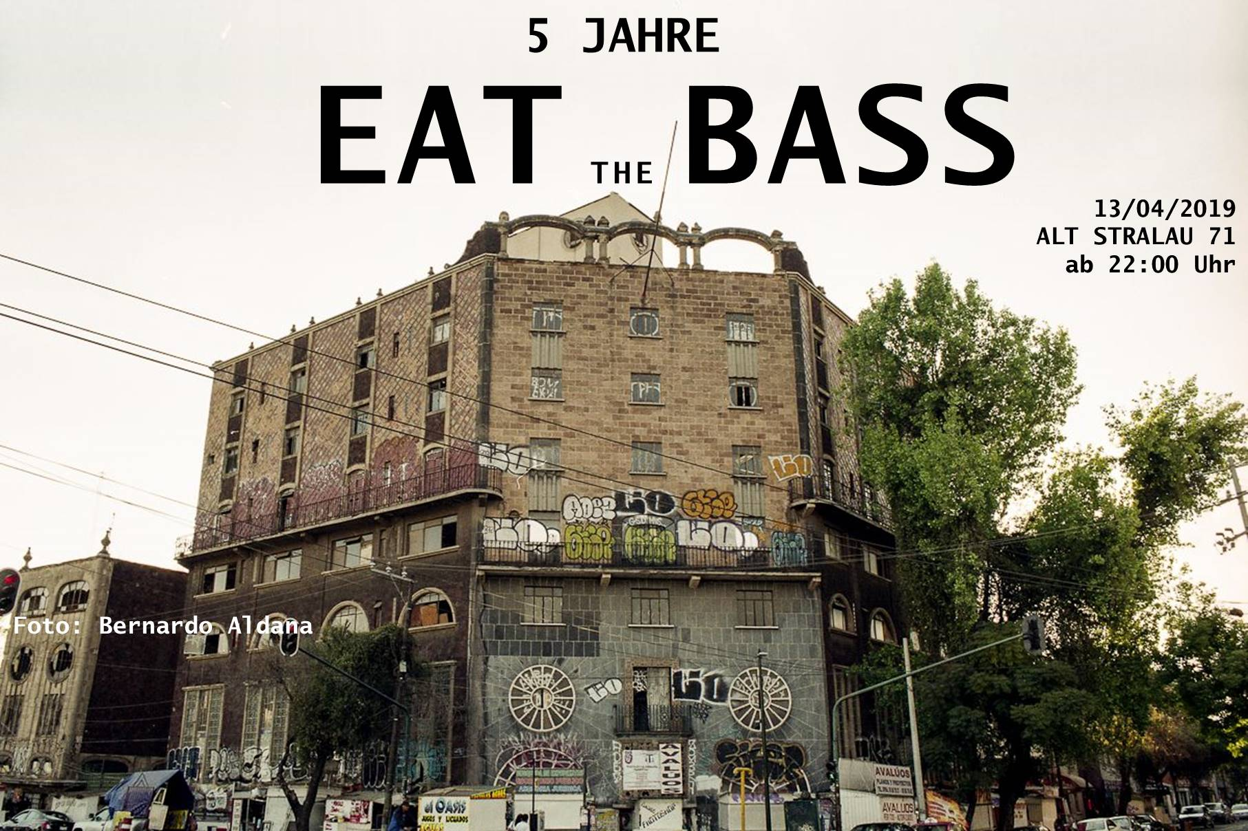 5 Jahre EAT the BASS