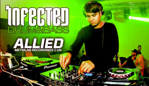 infected drum and bass void berlin allied dnb jungle