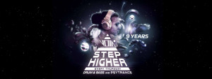 step higher dnb drum and bass void berlin