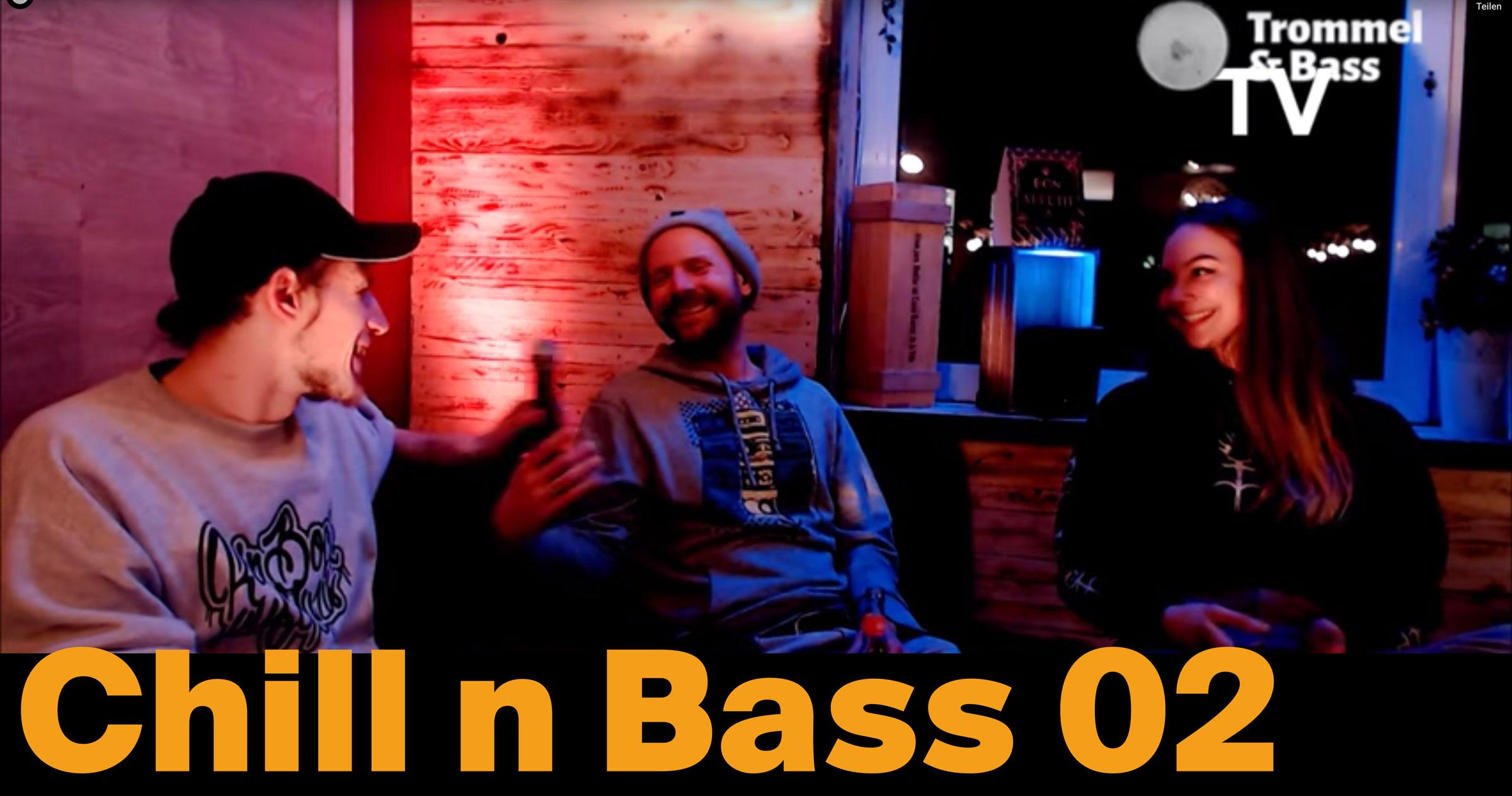 Chill 'n' Bass 02 mit Hanzom Music