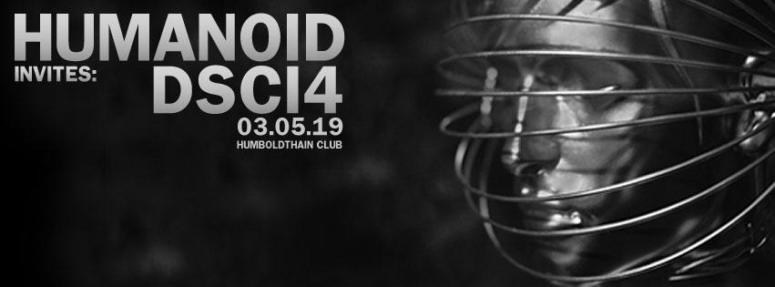 Humanoid invites DSCI4