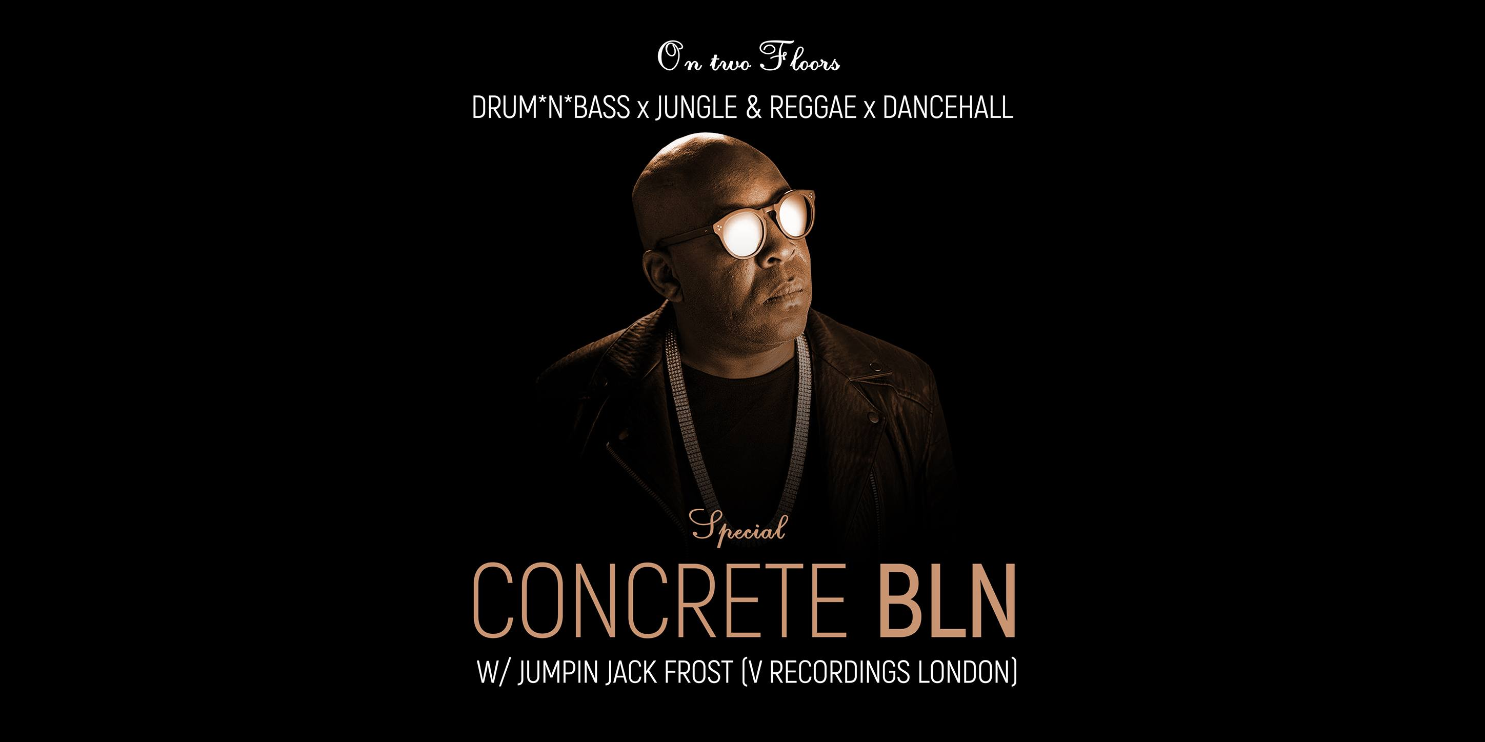 Concrete BLN Special Jumpin Jack Frost