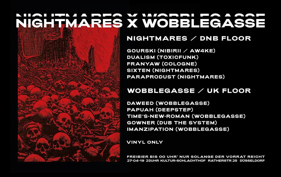 Nightmares X Wobblegasse